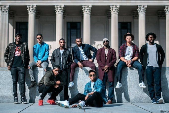 Black Males Of Yale