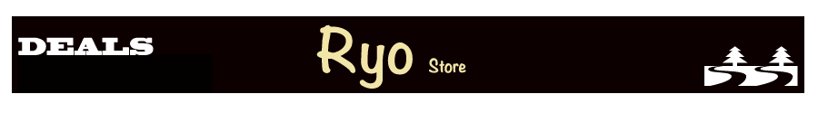 Ryo Store Holiday Deals