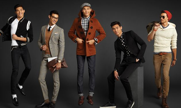 Men's Fashion Ultimate Wish List